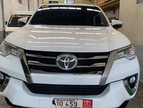 Used Toyota Fortuner G 2018 for sale in Quezon City