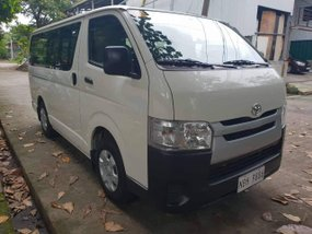 Used 2019 Toyota Hiace Manual Diesel for sale