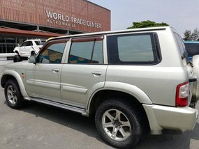 Used Nissan Patrol 2003 at 120000 km for sale in Quezon City