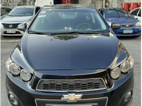 2013 Chevrolet Sonic at 39000 km for sale
