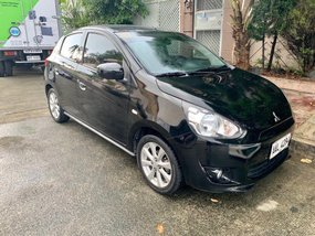 2014 Mitsubishi Mirage for sale in Quezon City