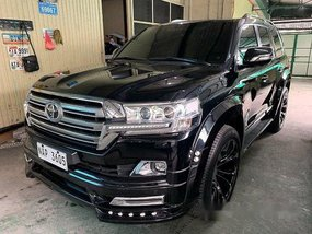 Used Toyota Land Cruiser 2018 Automatic Diesel for sale in Quezon City
