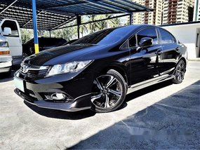 Used Honda Civic 2012 Manual Gasoline at 65000 km for sale in Manila