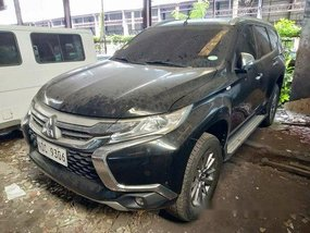 Black Mitsubishi Montero Sport 2016 for sale in Makati