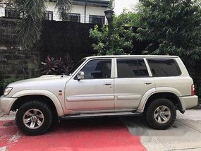 Used Nissan Patrol 2004 for sale in Manila
