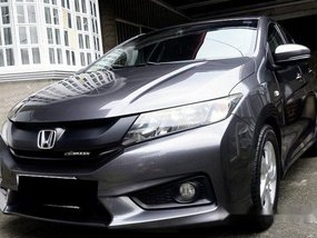 Used Honda City 2015 Automatic Gasoline at 44000 km for sale in Manila