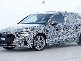 The all-new Audi A3 2020: Seen in public ahead of release date