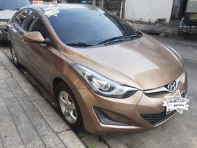 2015 Hyundai Elantra for sale in Makati