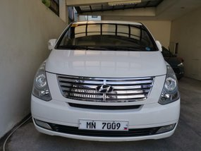 2016 Hyundai Grand Starex tci for sale