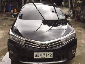 Used 2015 Toyota Corolla Altis for sale in Cebu City