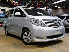 Used 2011 Toyota Alphard Van for sale in Quezon City