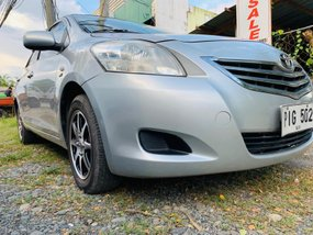 Silver 2010 Toyota Vios at 70000 km for sale