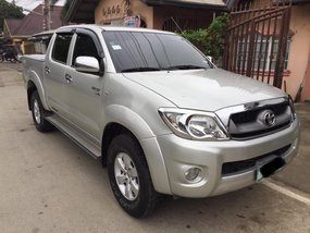 Used Toyota Hilux G 2011 for sale in Guindulman