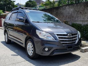 Sell Used 2016 Toyota Innova Manual Diesel in Quezon City