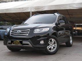 Black 2012 Hyundai Santa Fe for sale in Makati