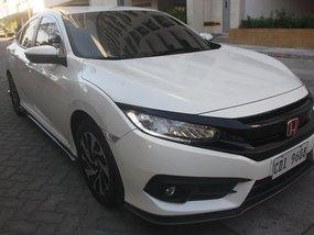 White 2016 Honda Civic Sedan at 68000 km for sale