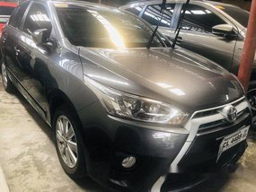 Used Toyota Yaris 2016 Automatic Gasoline for sale in Quezon City