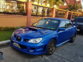 2007 Subaru Impreza Wrx Sti for sale in Angeles