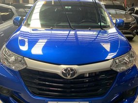 Selling Blue Toyota Avanza 2018 in Quezon City