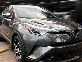 Grey Toyota Rav4 2019 for sale in Quezon City
