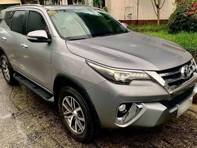 2017 Toyota Fortuner for sale in Paranaque