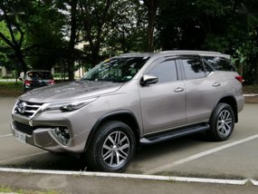 2018 Toyota Fortuner for sale in Manila