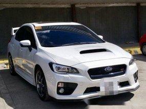 Used Subaru Wrx 2017 at 4180 km for sale in Cebu City