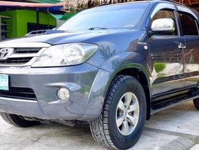 Toyota Fortuner 2006 for sale in Angeles