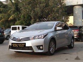 2017 Toyota Altis for sale in Makati