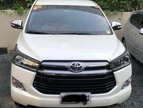 Toyota Innova 2017 at 25000 km for sale