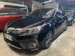 Black Toyota Altis 2018 for sale in Quezon City