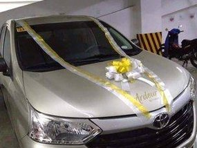 Used Toyota Avanza at 2400 km for sale in Manila