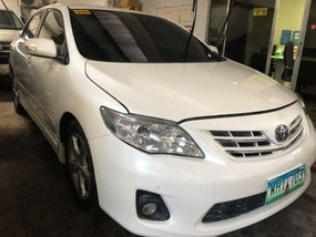 Used Toyota Corolla Altis 2013 for sale in Quezon City