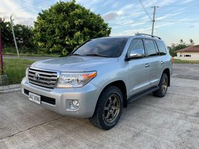 2015 Toyota Land Cruiser for sale in Davao City
