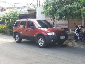 Ford Escape 2004 for sale in Muntinlupa