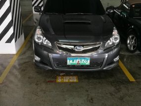 Subaru Legacy 2010 for sale in Manila