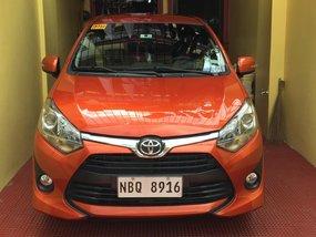 Used Toyota Wigo 2018 for sale in Manila