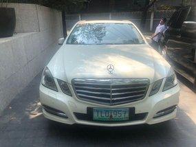 2011 Mercedes-Benz E-Class for sale in Makati
