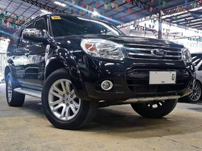 Black 2015 Ford Everest Diesel Automatic for sale