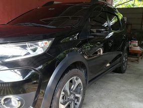 Selling Black Honda BR-V 2017 Automatic in Imus