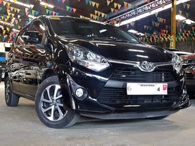 Sell 2nd Hand 2018 Toyota Wigo at 15000 km in Quezon City