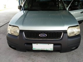 Used 2004 Ford Escape 4x4 Automatic Gas for sale in Pasay