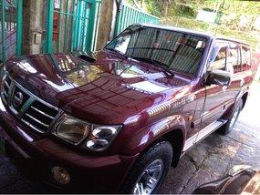 Sale/Swap Nissan Patrol 4x4 2007 Diesel in Baguio