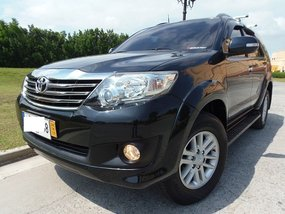 2014 Toyota Fortuner G AT for sale in Quezon City