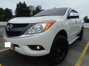 2015 Mazda BT-50 Diesel 4X4 AT for sale in Quezon City