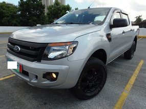 2014 Ford Ranger 4X4 XLT Diesel for sale in Quezon City