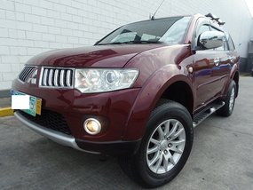 2010 Mitsubishi Montero Sport GLS AT for sale in Quezon City
