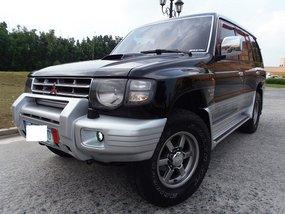 2004 Mitsubishi Pajero Fieldmaster AT for sale in Quezon City