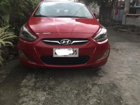 2014 Hyundai Accent for sale in Lubao