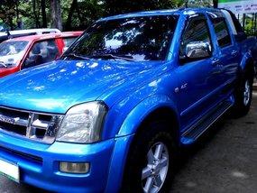 2005 Isuzu D-Max for sale in Quezon City